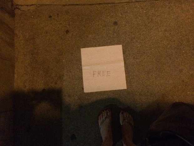 free paper towel