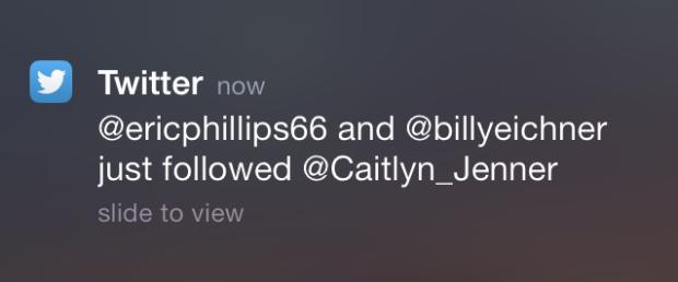 caitlyn jenner twitter