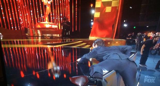 jon hamm emmys win stage funny