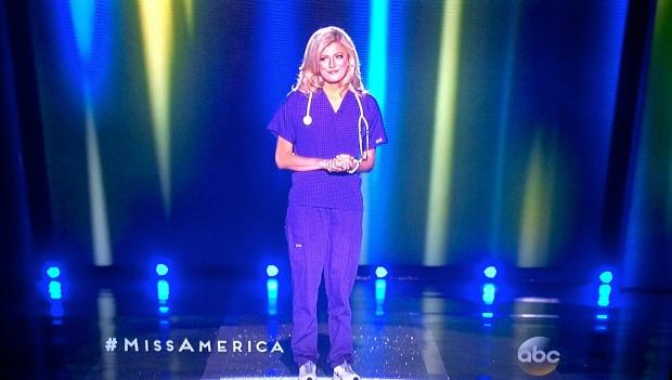 miss america nurse monologue