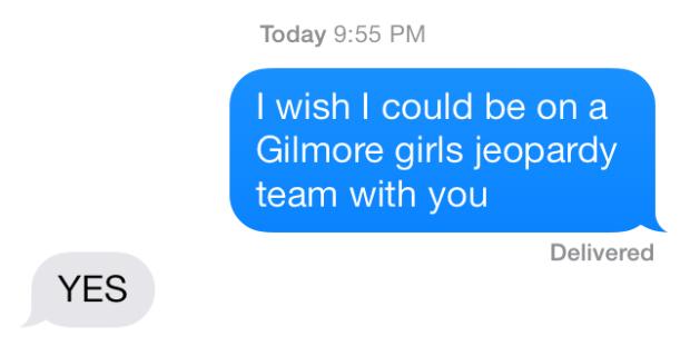 gilmore girls jeopardy