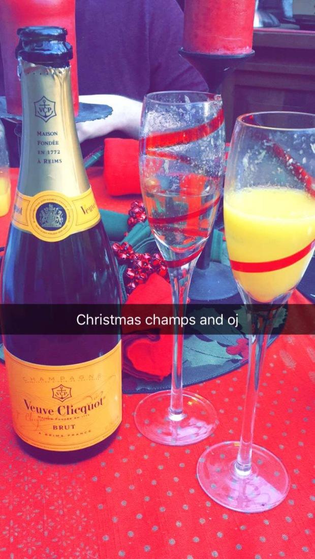 christmas champs