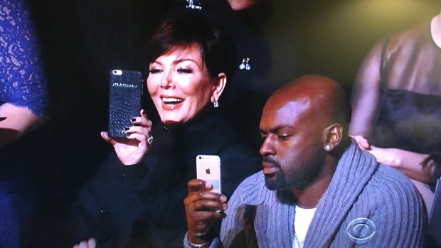 kris corey vs fashion show phones