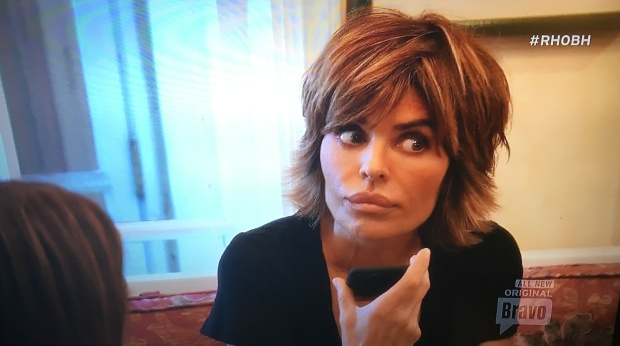 lisa rinna lips beverly hills