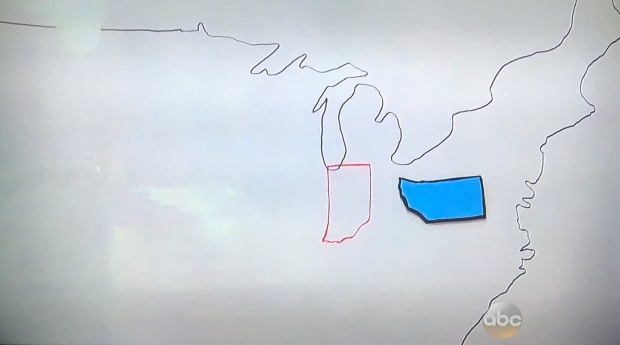 indiana map bachelor fail