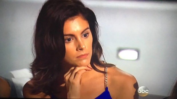 lace the bachelor angry