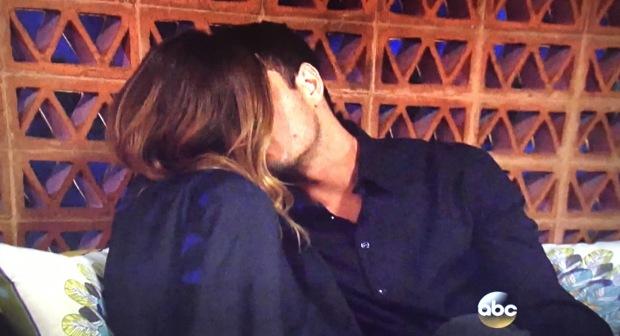 jojo ben bachelor kiss