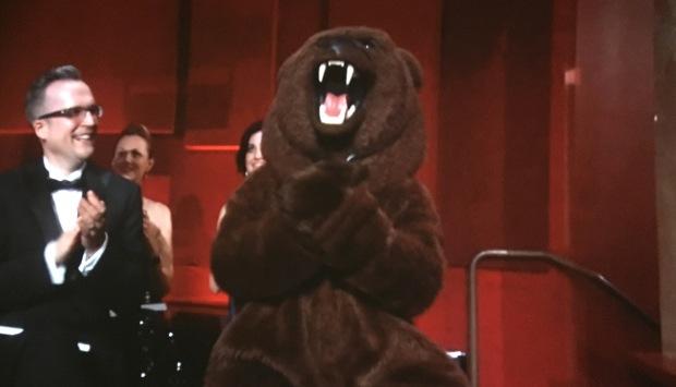oscars bear furry
