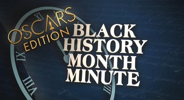 oscars black history month