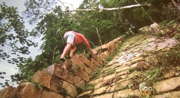 ben higgins climbing jamaica fantasy