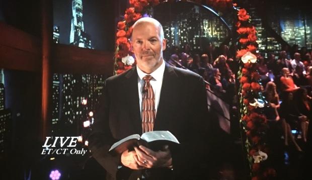 ben's pastor after the finale rose finale
