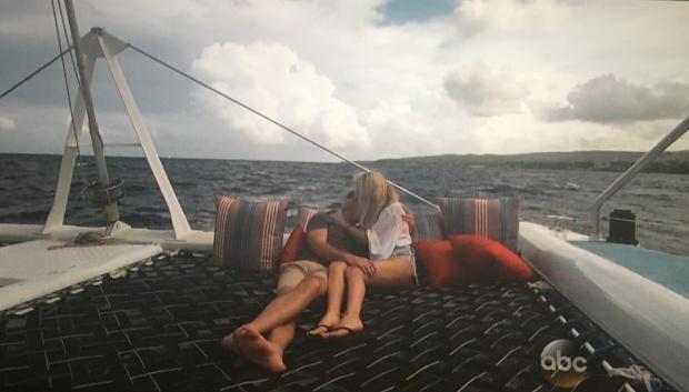 lauren ben boat finale bachelor