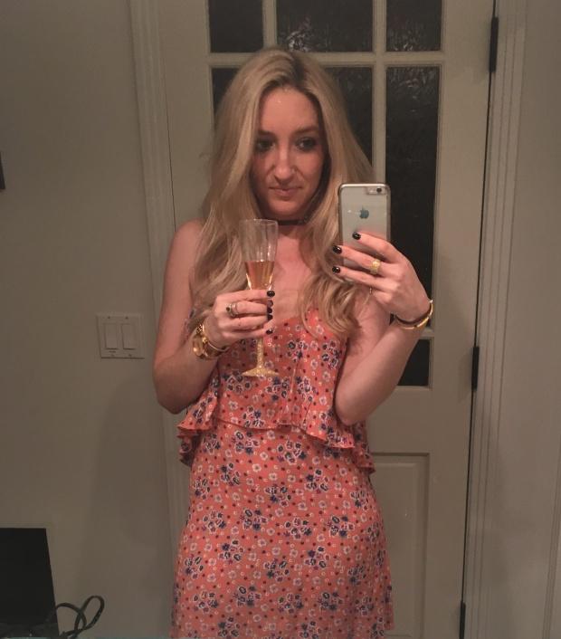 sam jarvis selfie
