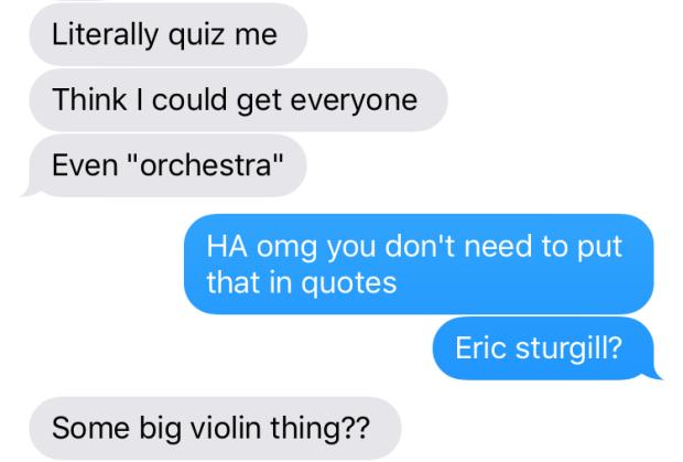 big violin