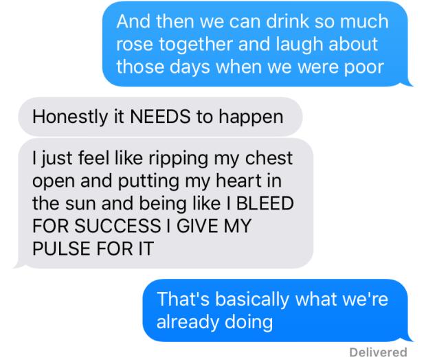 bleed success