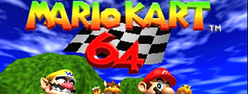 The Definitive Ranking Of N64 Mario Kart Tracks Who Is Sam Jarvis