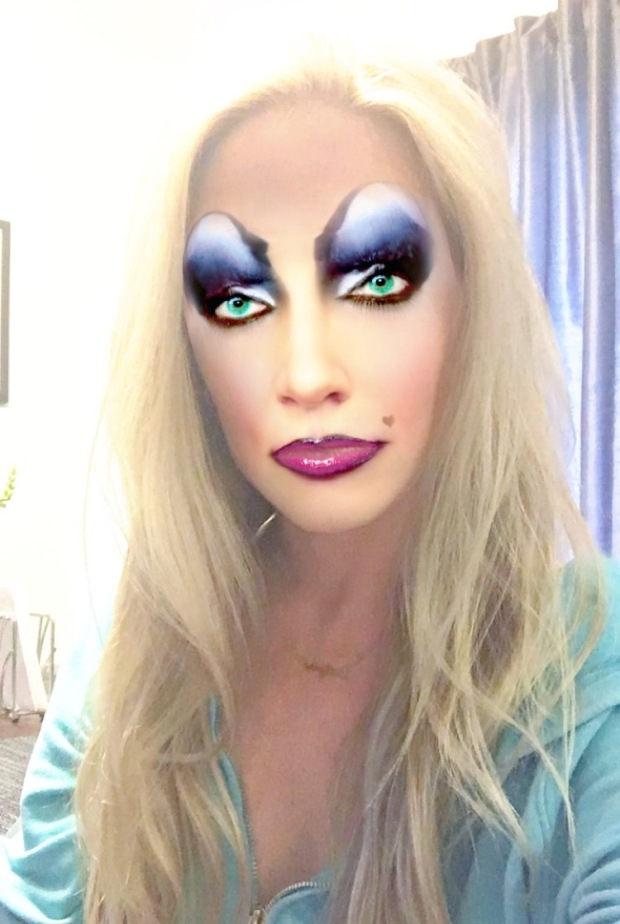 snapchat makeup filter