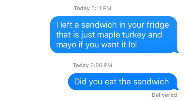 best friend sandwich