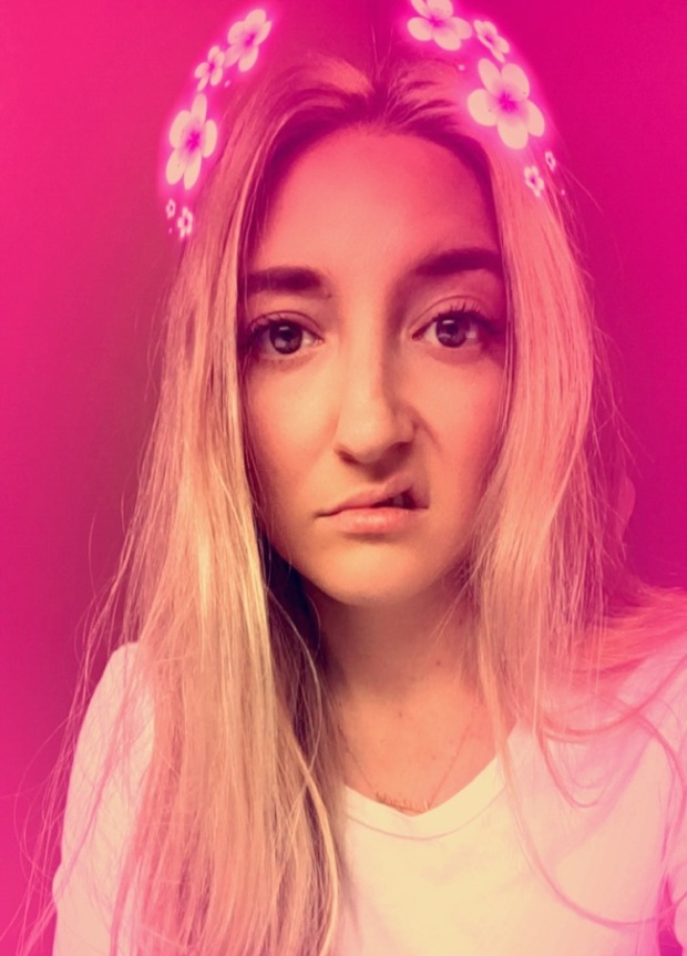 not friday yet pink snapchat filter