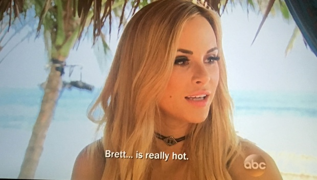brett is hot bachelor in paradise