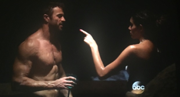 lace chad fight bachelor in paradise