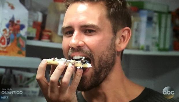 nick viall eat cookie bachelor.JPG