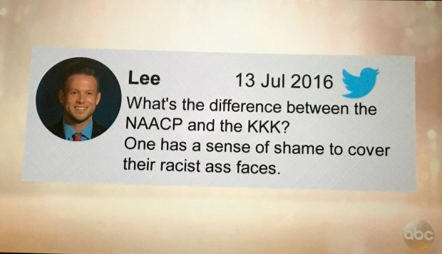 lee racist tweet.JPG