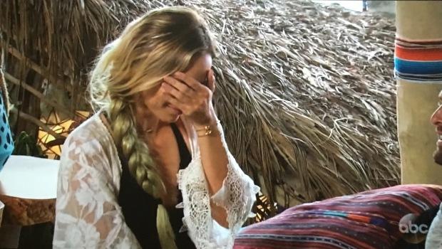 amanda crying robby