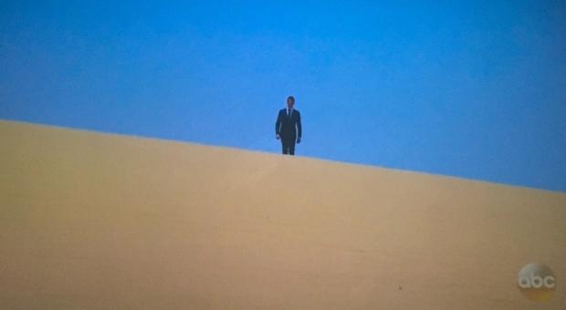 arie in a desert