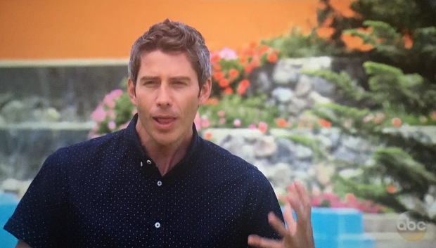 arie murr blooper rell women tell all bachelor