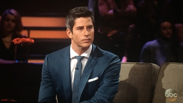 arie uncomfortable caroline tell all bachelor.JPG