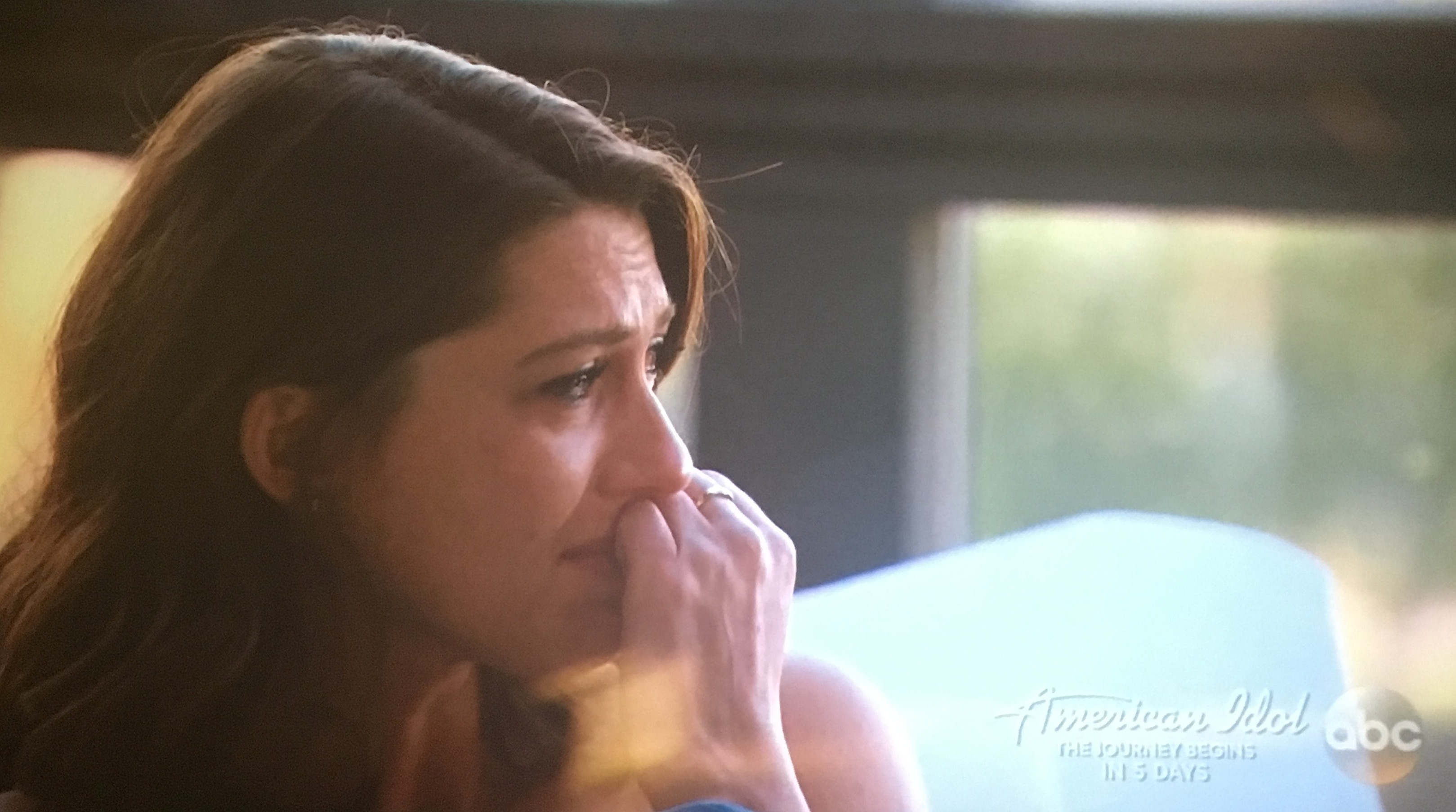 becca crying after the final rose